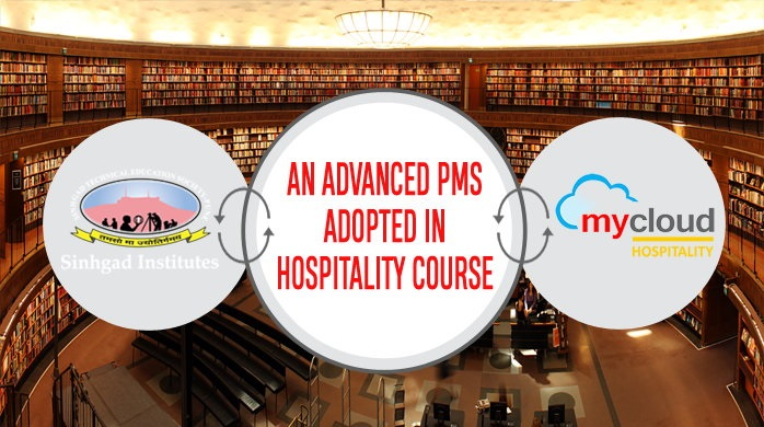 Sinhgad Institute of Hotel Management & Catering Technology Builds mycloud Hospitality Platform into Curriculum