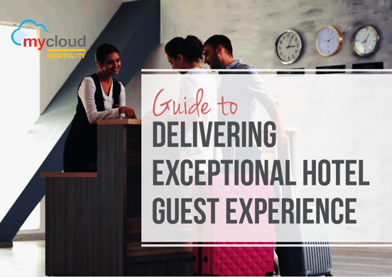 [EBOOK] How to Delivering Exceptional Guest Experience