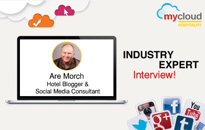 Interview with Are Morch on Social Media Strategy: How Important is it for Hotelier?