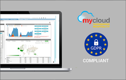 mycloud Hospitality is now a GDPR Compliant Hotel Software Solution