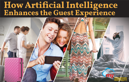 [INFOGRAPHIC] How Artificial Intelligence Enhances the Guest Experience