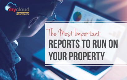 [EBOOK] The Most Important Reports to Run on Your Property