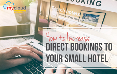 [EBOOK] How to Increase Direct Bookings to Your Small Hotel