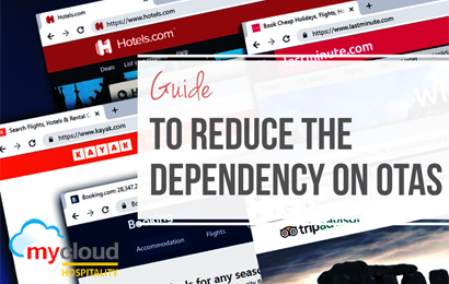 [EBOOK] Guide to Reduce Dependency on OTAs