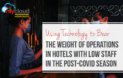 [eBook] Using Technology to Bear Weight of Operations in Post-COVID Season