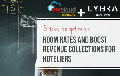 [eBook] 5 Tips to Optimize Room Rates & Boost Revenue Collection for Hoteliers