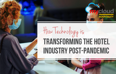 [eBook] How Technology is Transforming The Hotel Industry Post-Pandemic